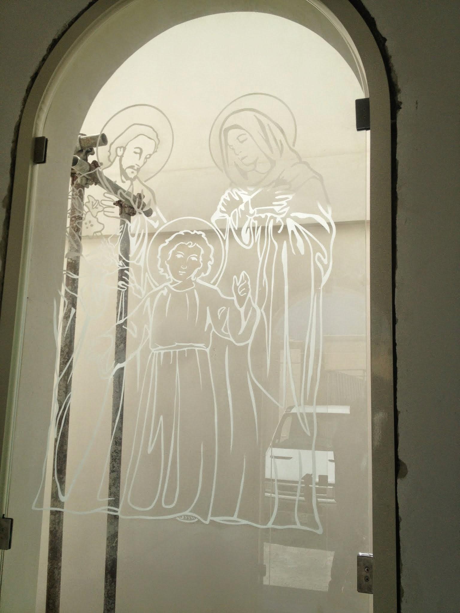 cristalli per cappella cimiteriale vetreria l 39 arte nel vetro